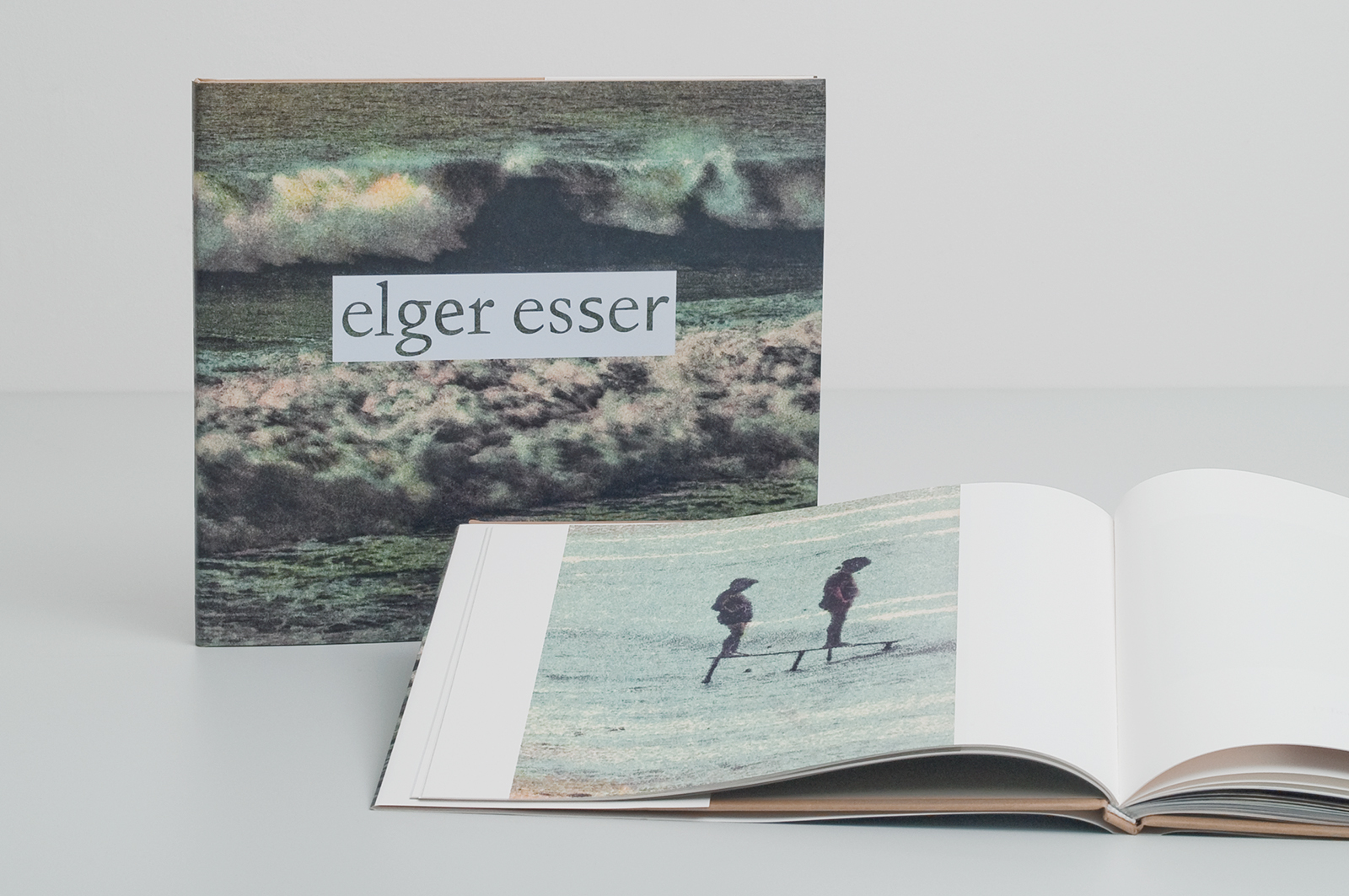 Elger Esser, Ansichten, Views, Vues
